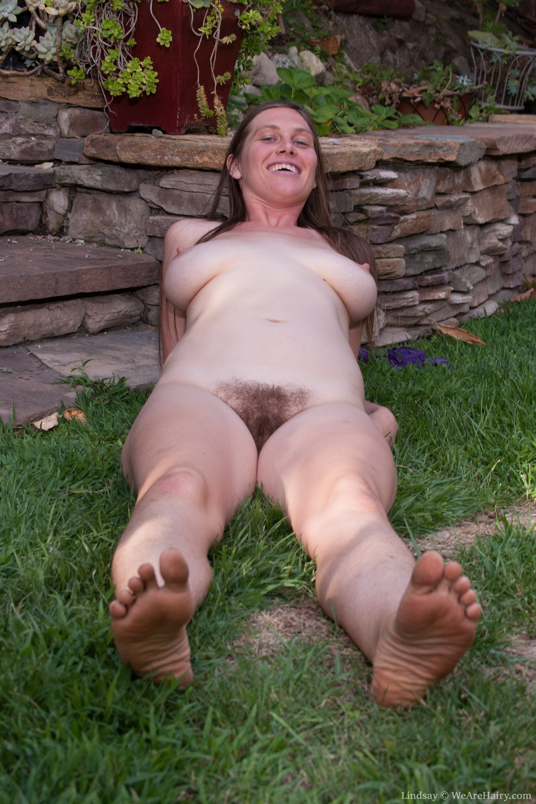 Something is. outdoor granny porn